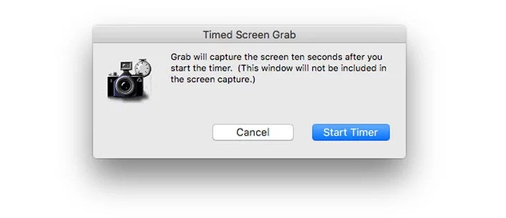 Methods to Capture print Screen on Mac