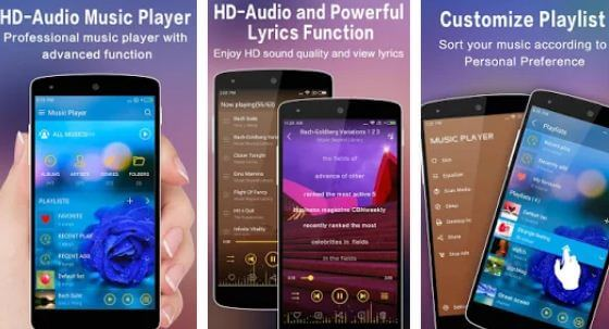 best android music player free