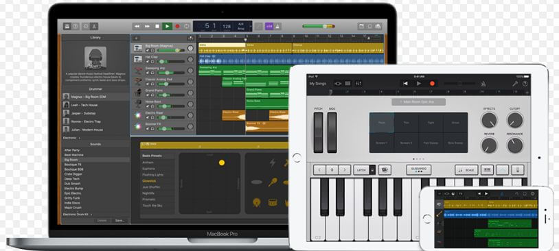 Garageband For Windows 10/8/7 Free Download and Alternatives