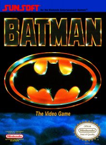 Batman- The video game