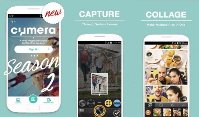 Top Android camera apps