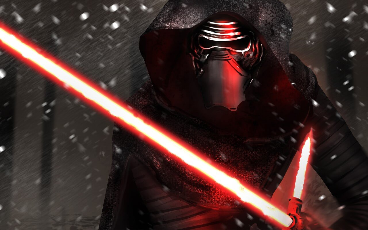 Kylo Ren cool wallpapers
