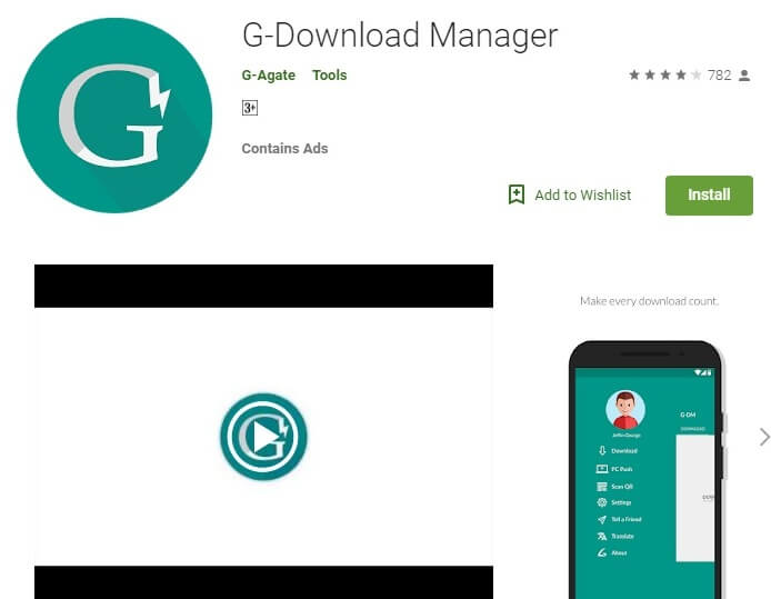 G-Download Manager